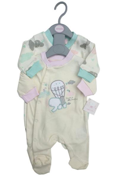 Baby Girls Sleepsuits