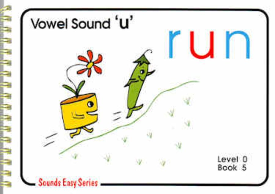 Sounds Easy: Pre-Reading Level 0, Book 5