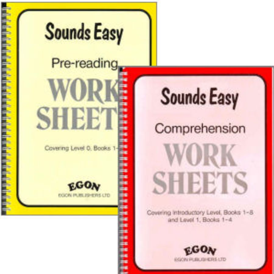 Sounds Easy: Both Worksheets - Pre-reading and Comprehension