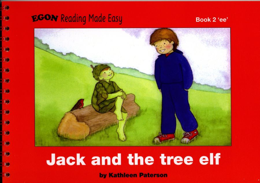 Reading Made Easy: Book 2, Jack and the Tree Elf