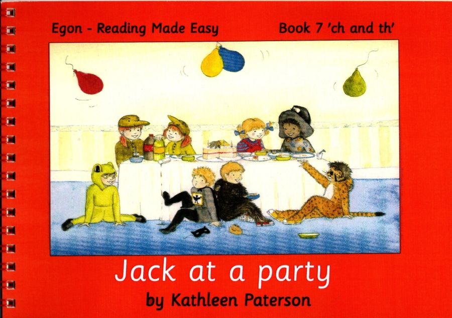 Reading Made Easy: Book 7, Jack at a Party