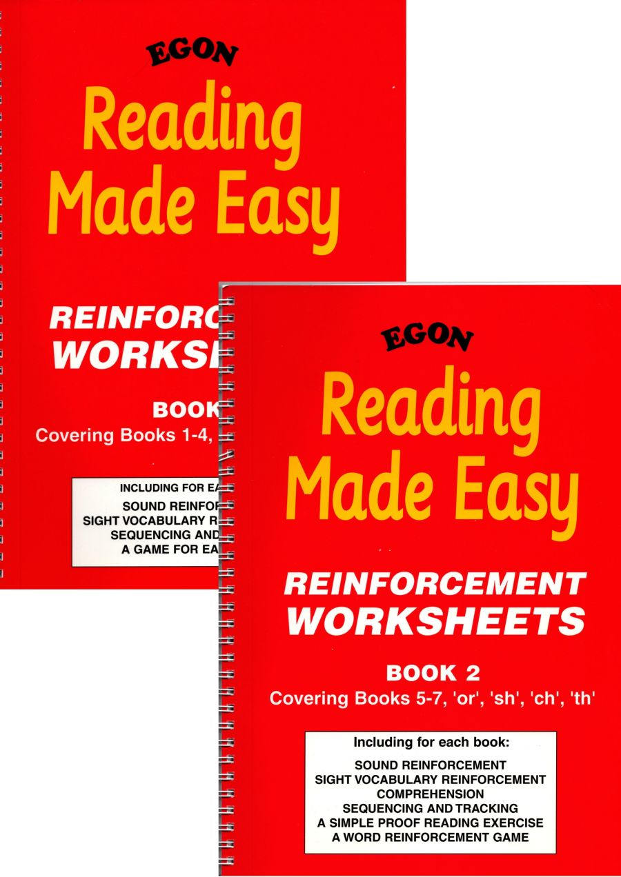 Reading Made Easy: Both Reinforcement Worksheets