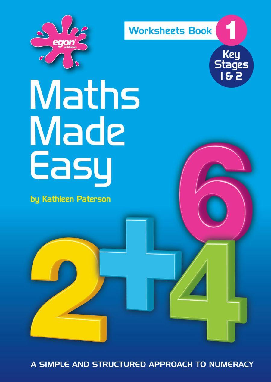 Maths Made Easy: Book 1