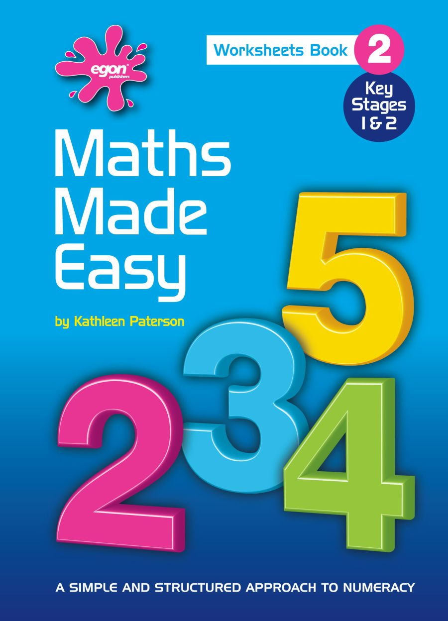 Maths Made Easy: Book 2
