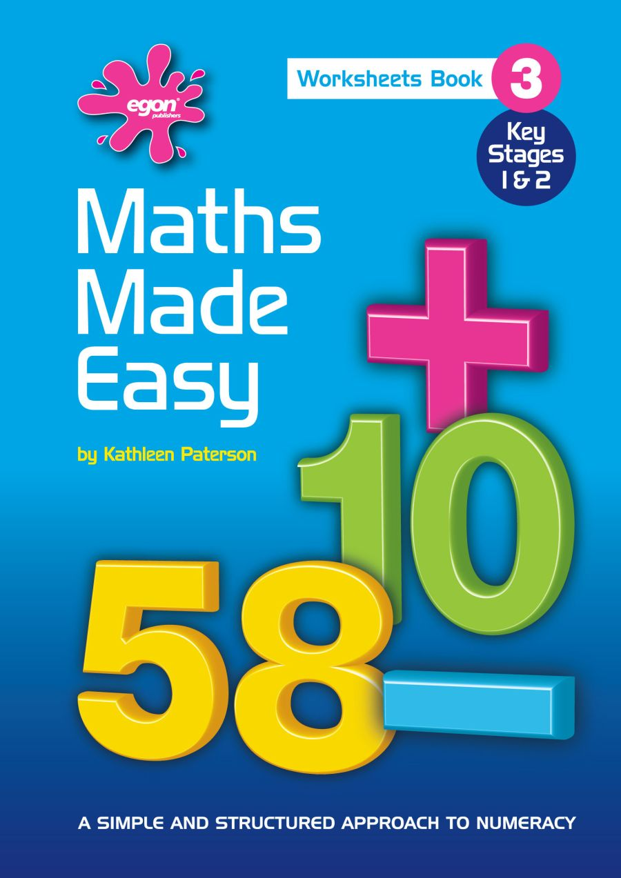 Maths Made Easy: Book 3