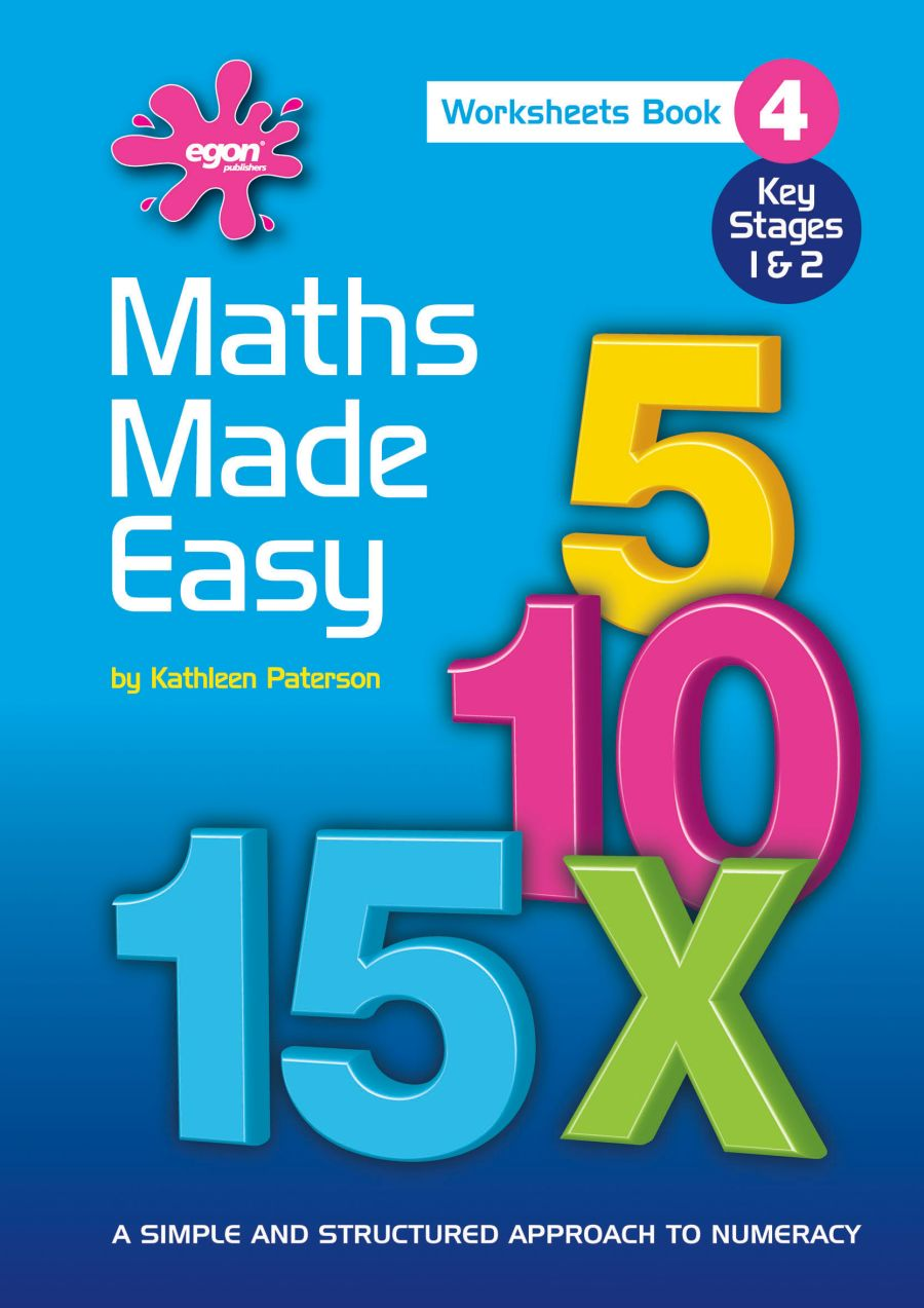 Maths Made Easy: Book 4