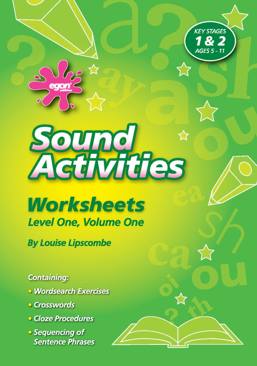 Sound Activities: Level 1 Volume 1