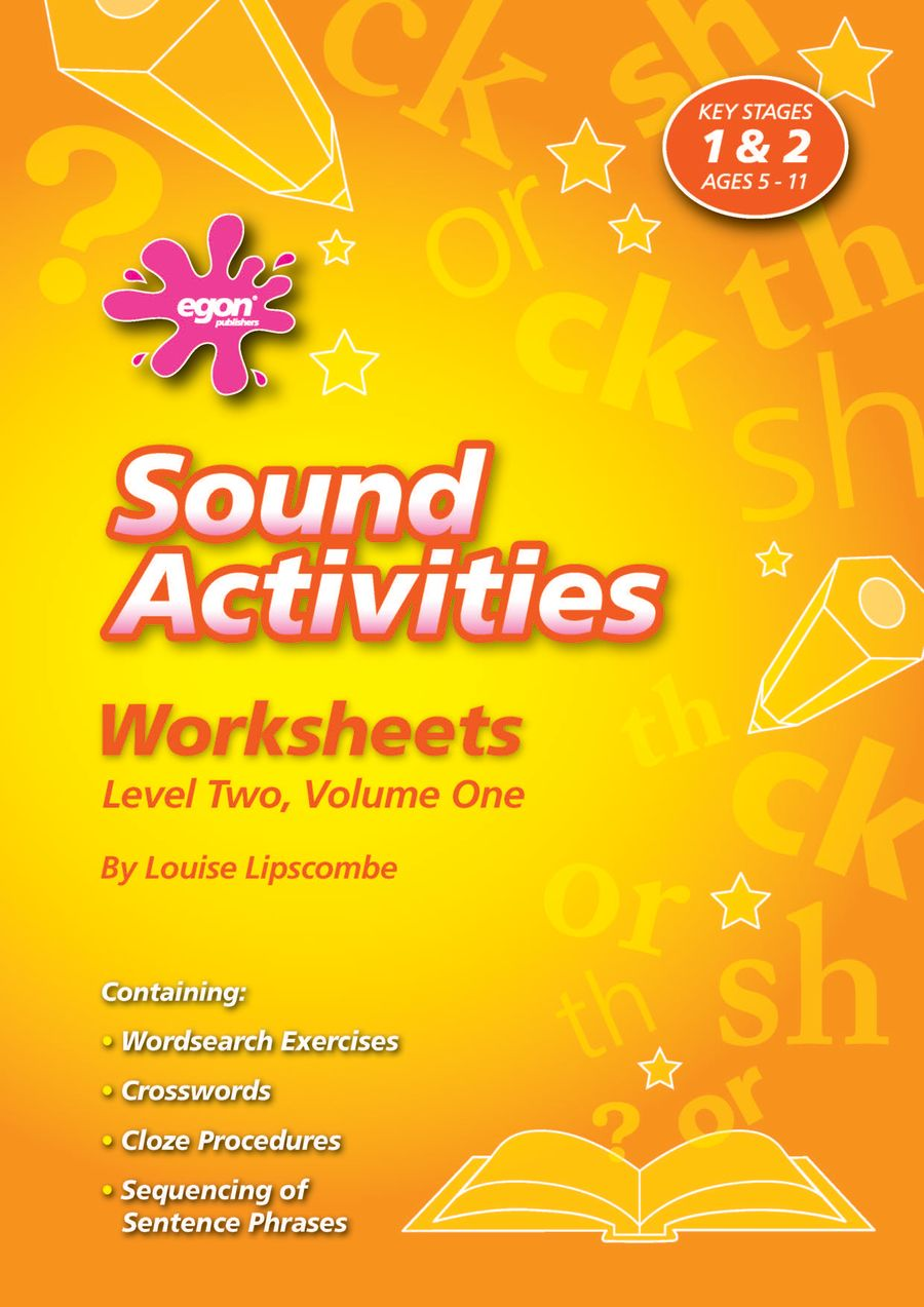 Sound Activities: Level 2 Volume 1