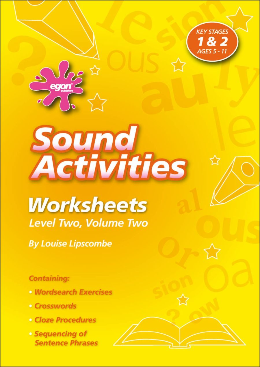 Sound Activities: Level 2 Volume 2