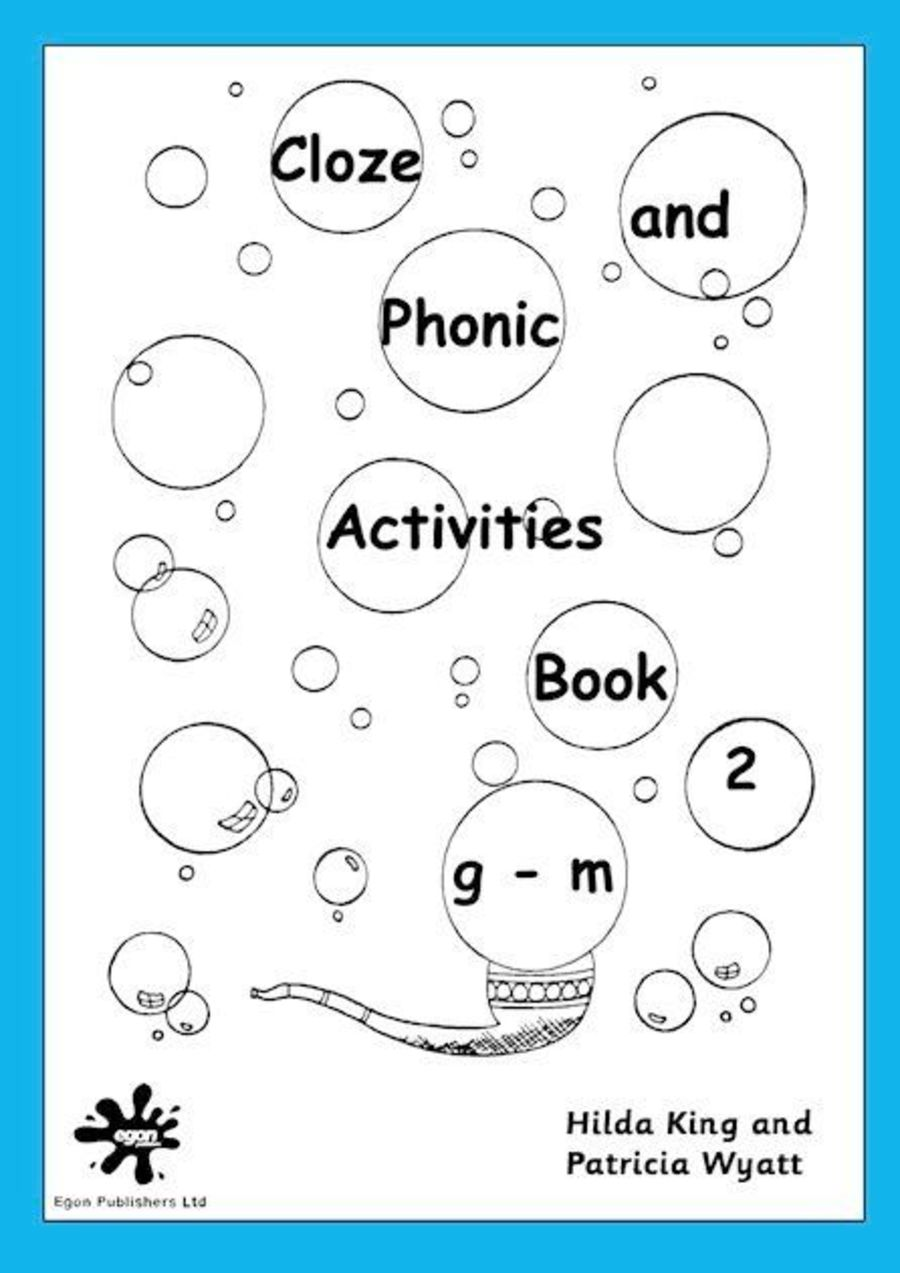 Cloze and Phonic Activities Book 2: g - m