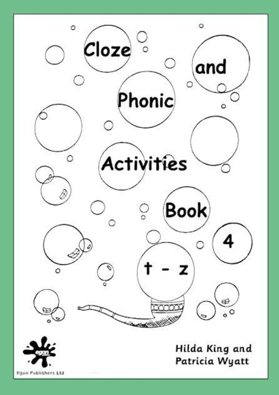 Cloze and Phonic Activities Book 4: t - z