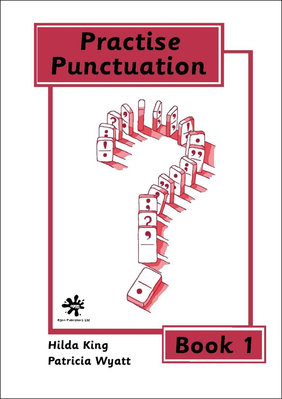 Practise Punctuation Book 1