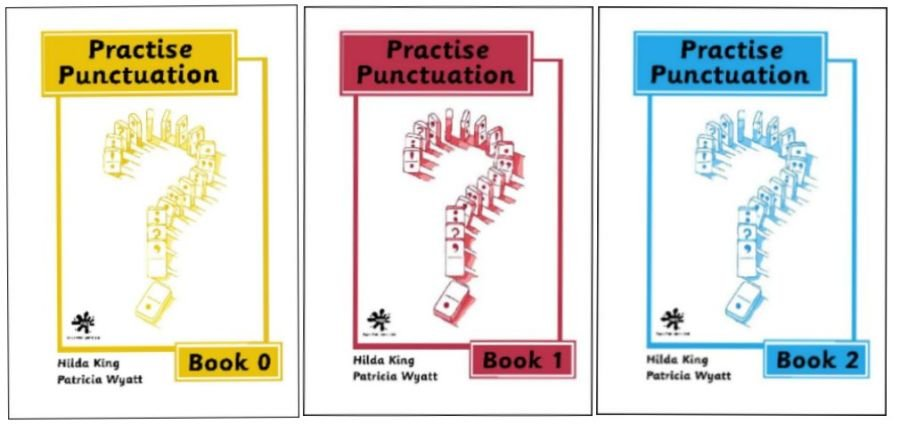 Practise Punctuation SET