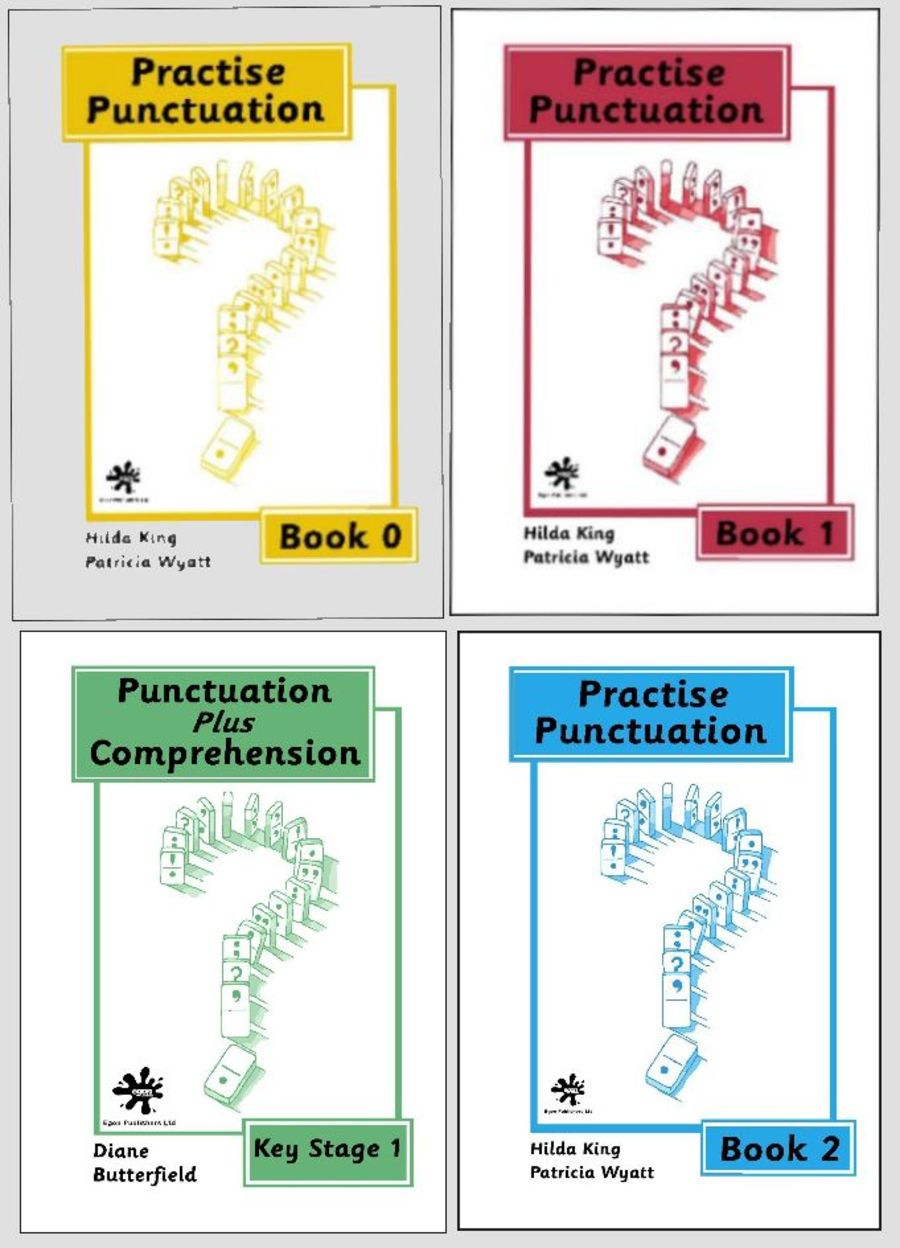 Practise Punctuation Set Plus