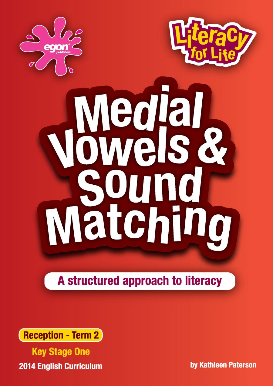 Reception Year Term 2: Medial Vowels & Sound Matching