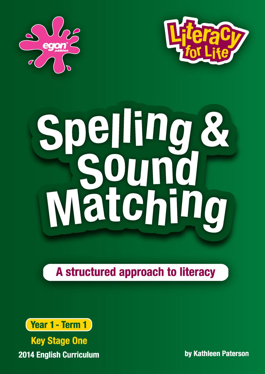 Year 1 Term 1: Spelling & Sound Matching