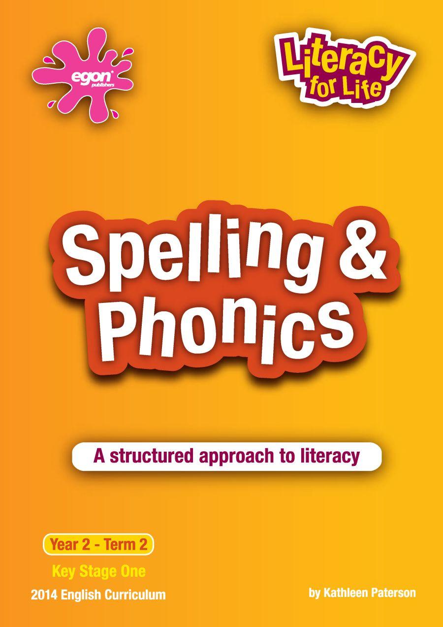 Year 2 Term 2: Spelling & Phonics
