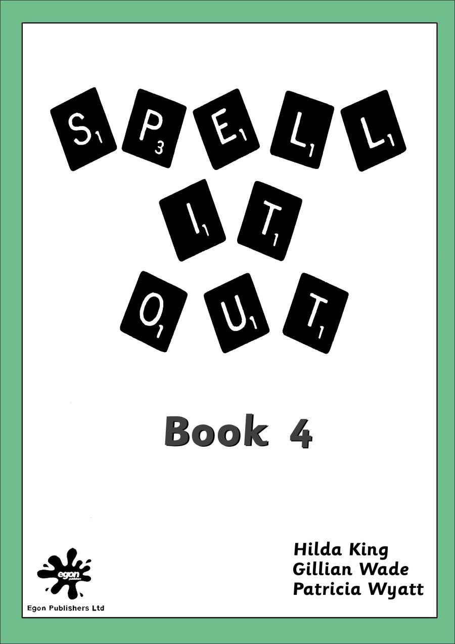 Spell It Out: Book 4