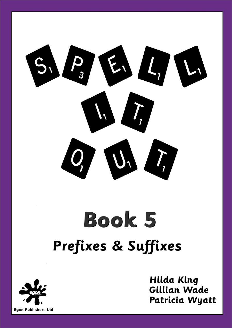 Spell It Out: Book 5