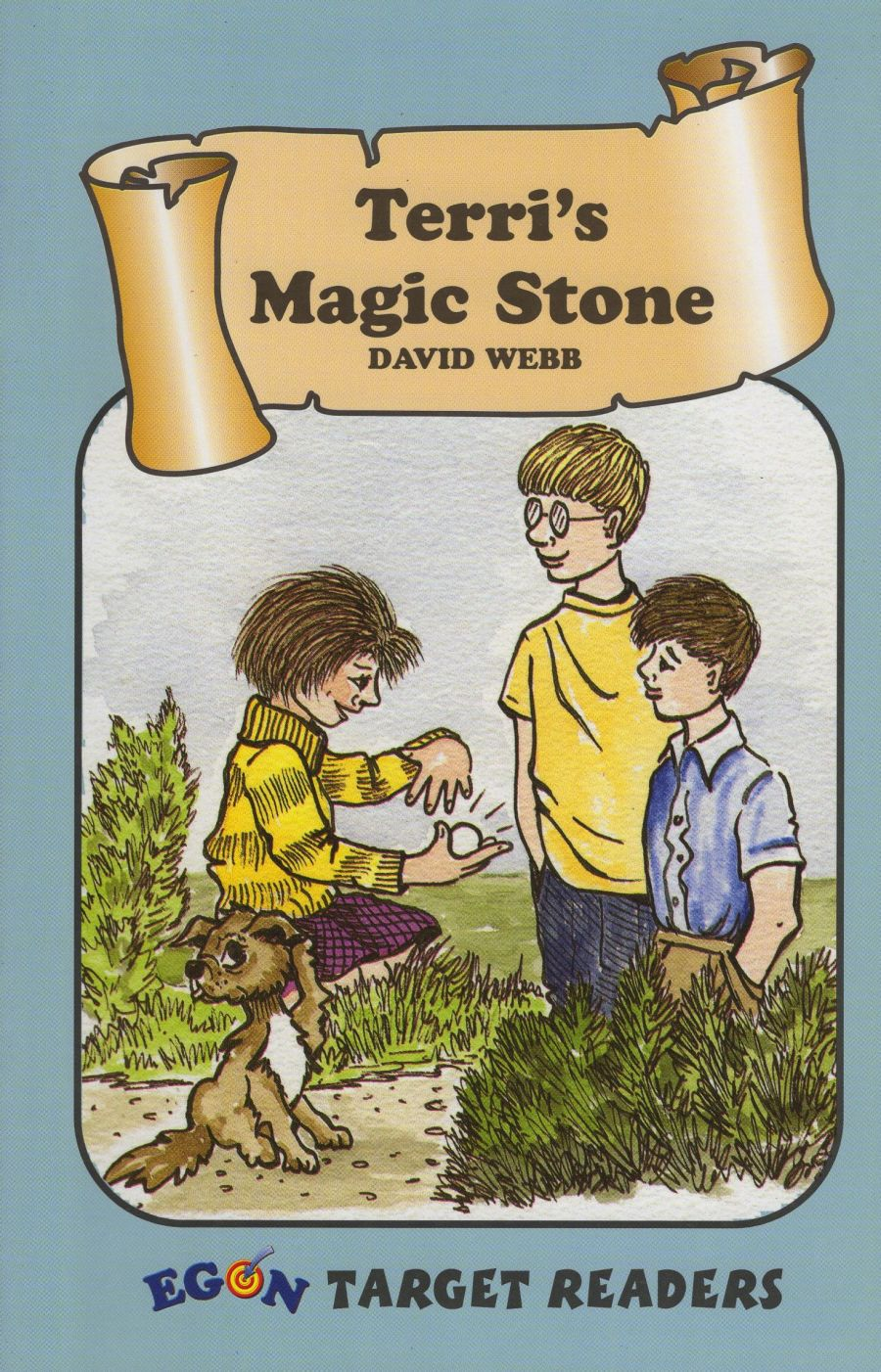 Terri's Magic Stone