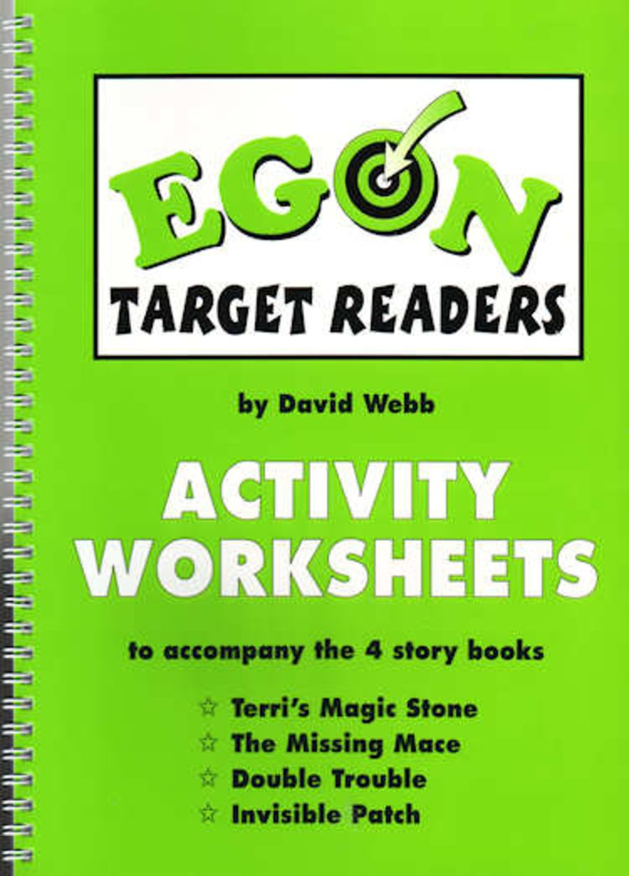 Target Readers - Activity Worksheets 1