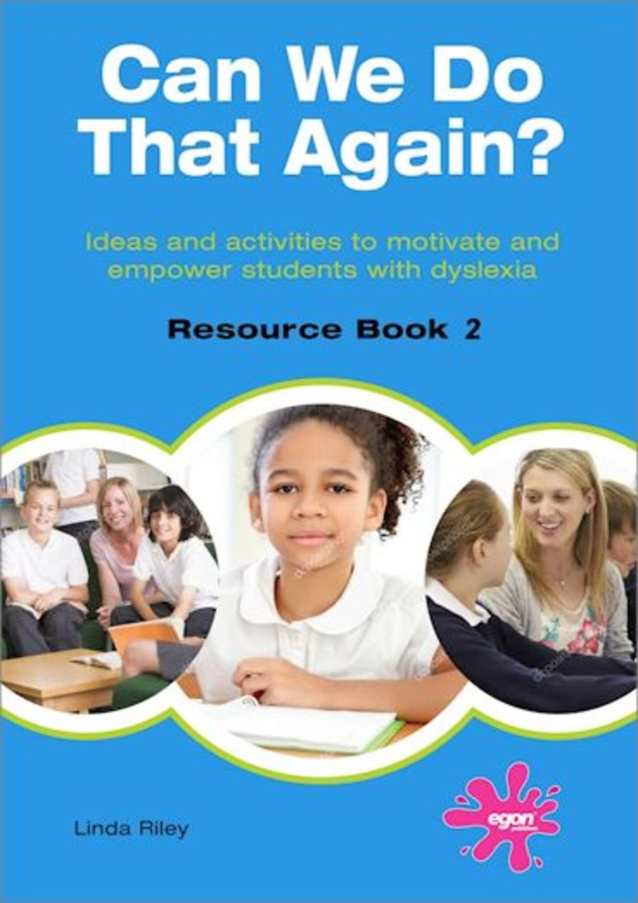 Can We Do That Again? Resource Book 2