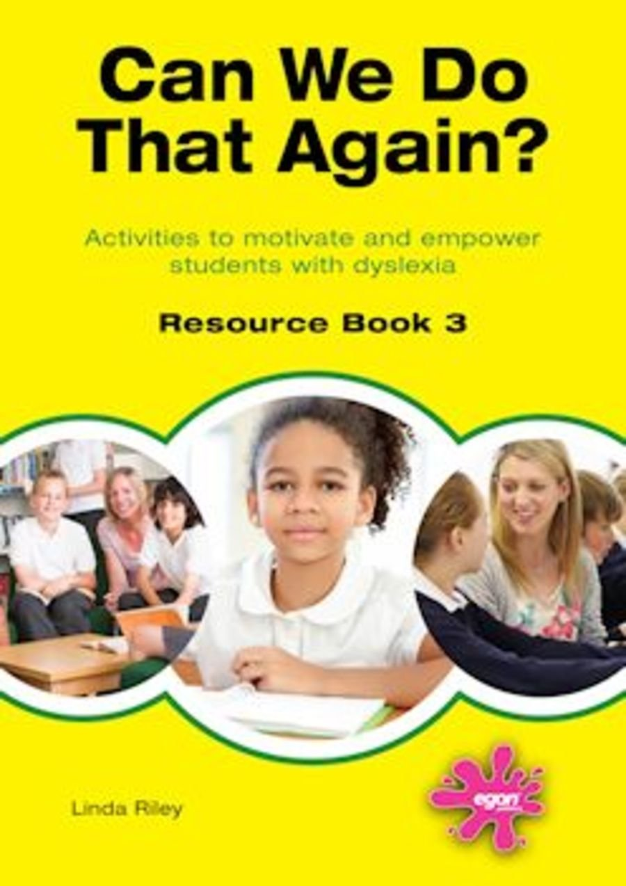Can We Do That Again? Resource Book 3