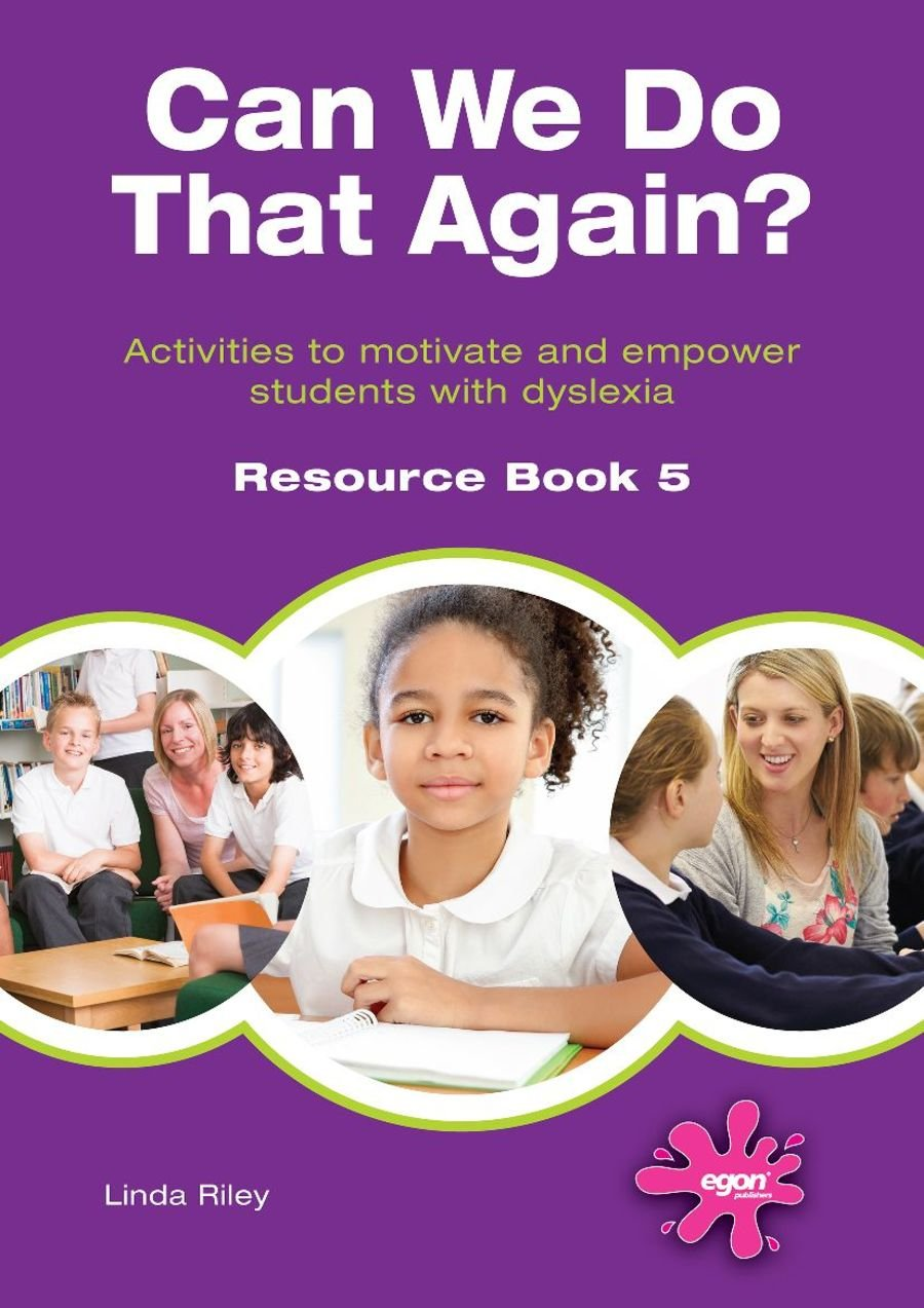 Can We Do That Again? Resource Book 5