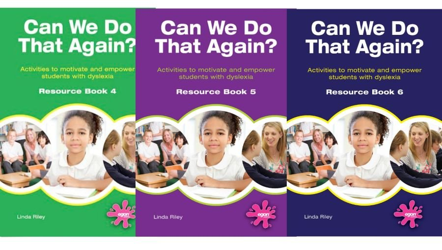 Can We Do That Again? Resource Books 4, 5, & 6