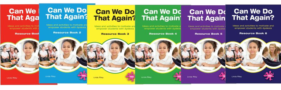 Can We Do That Again? Resource Books 1-6