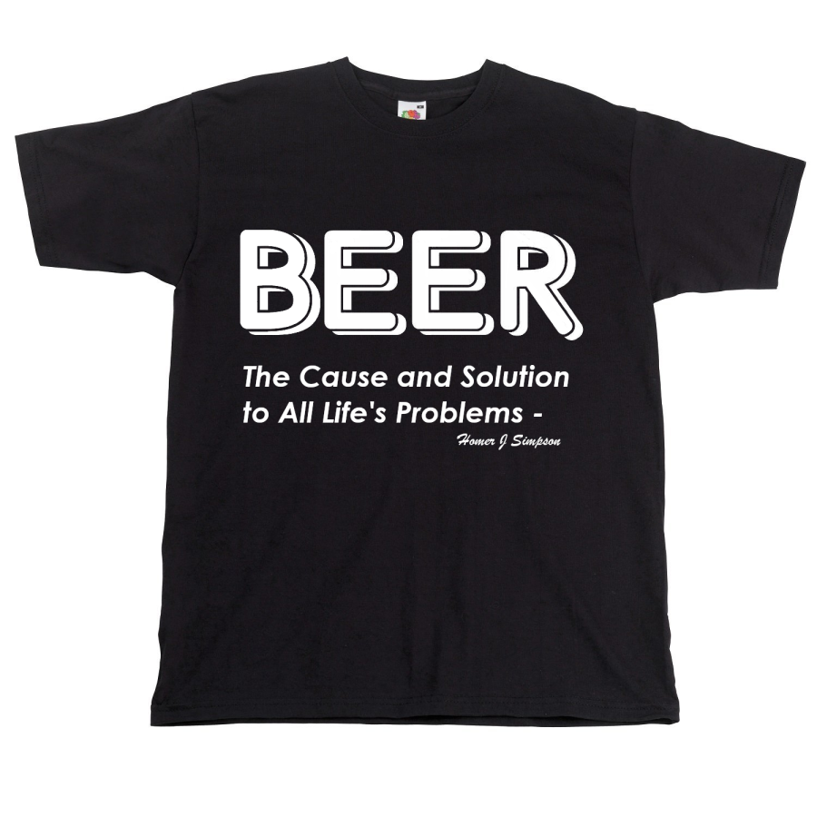 Beer The Cause and Solution
