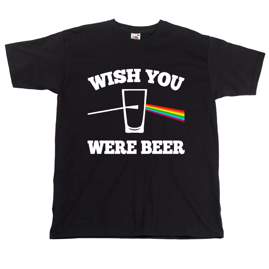 Wish You Were Beer Pink Floyd Dark Side of The Moon