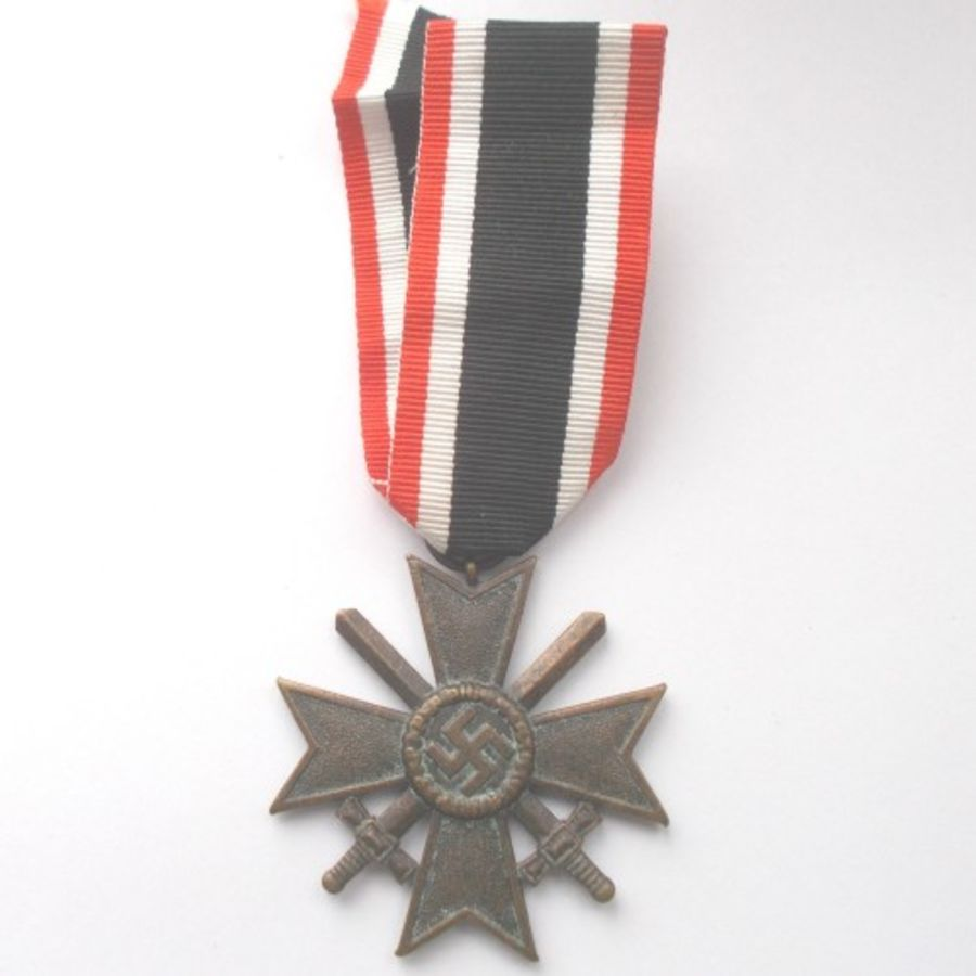 War Merit Cross 2nd Class Without Swords makers marked
