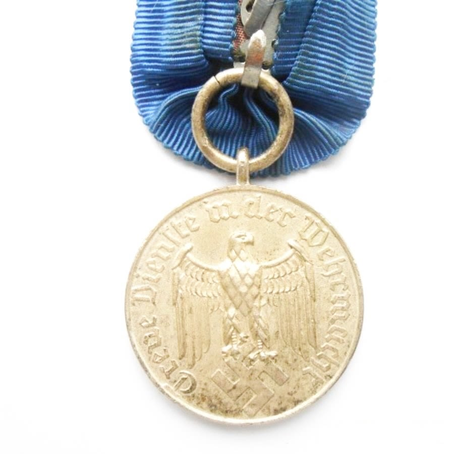 WH- 4 years of loyal-service Medal