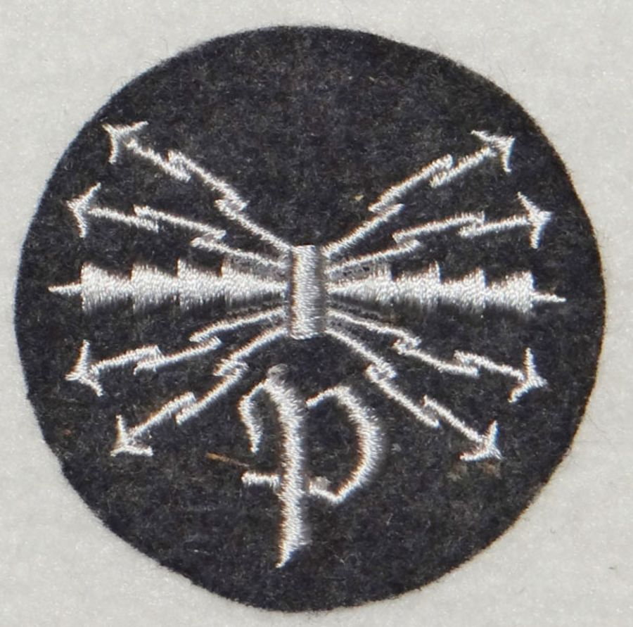 Luftwaffe Qualified Directional Radio Operator Specialty Badge (M)