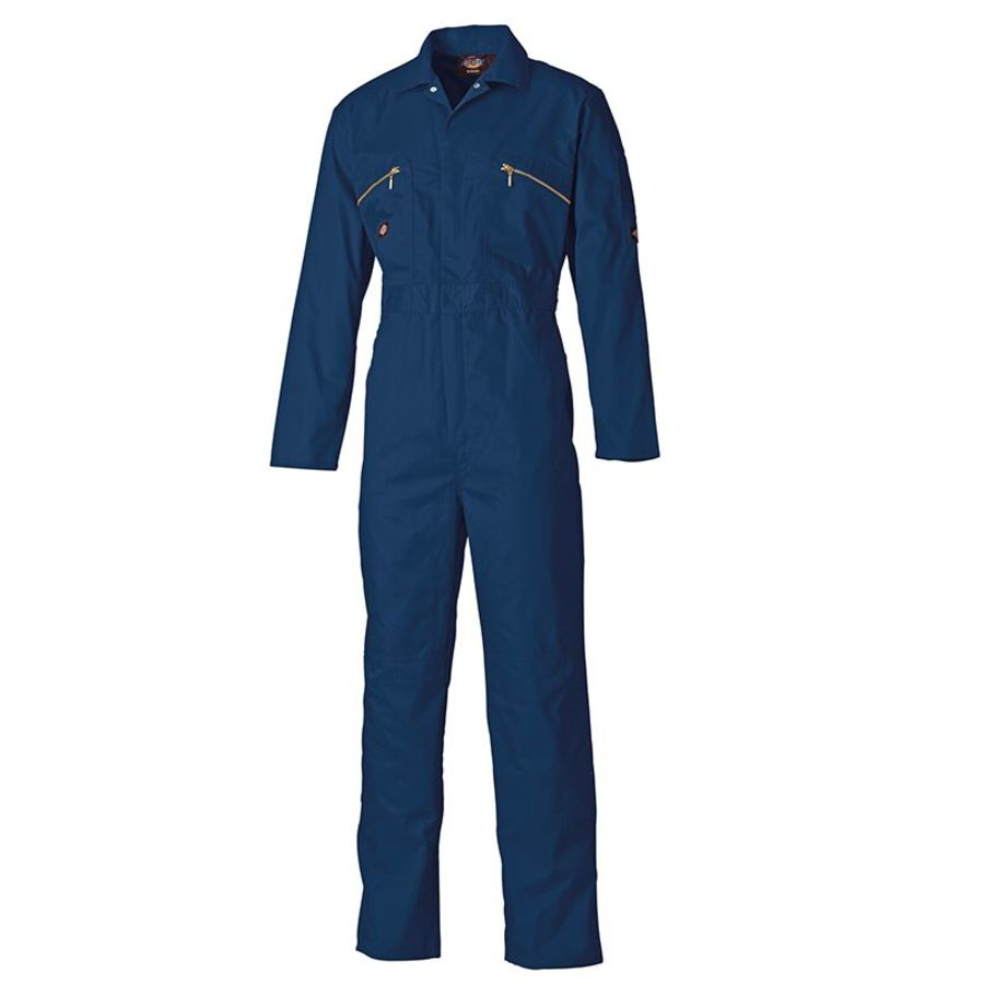 DICKIES Redhawk zipped coverall overalls