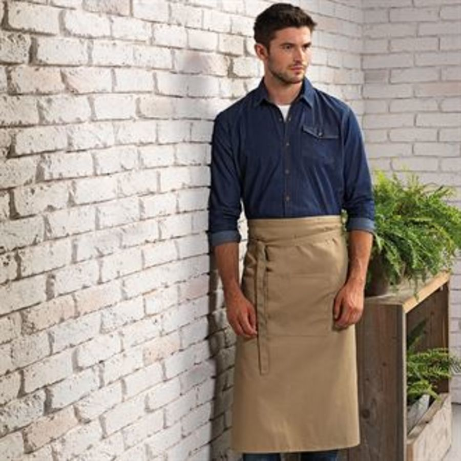 PR158 Colours bar apron