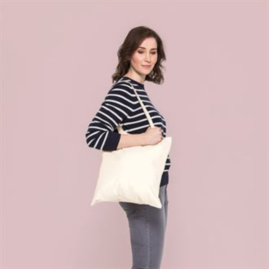 Premium Cotton tote Embrodiered