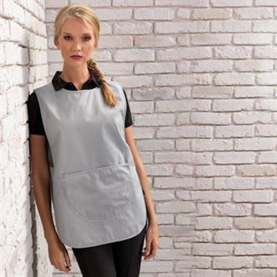 Pocket tabard Embroidered