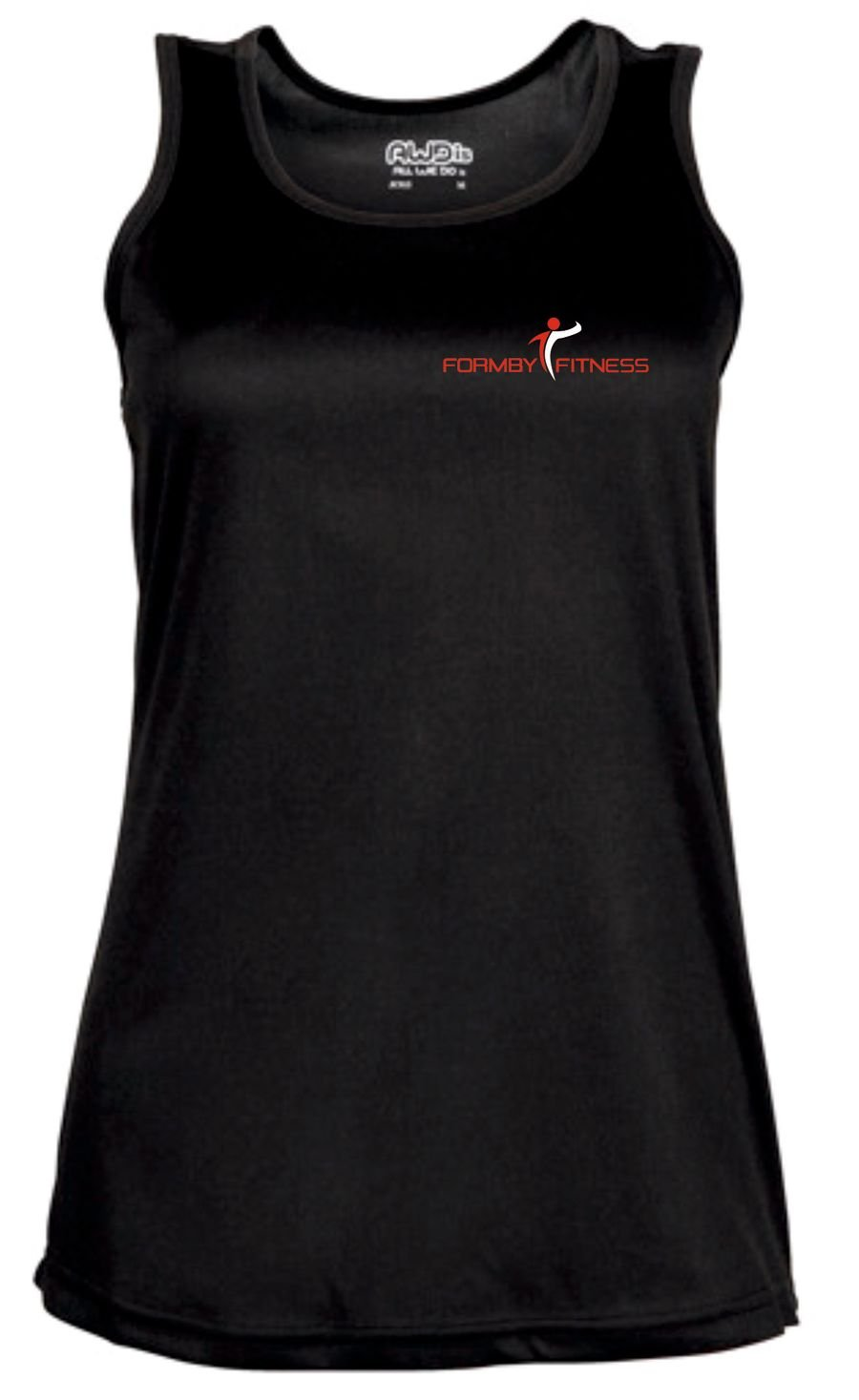 FORMBY FITNESS PT Ladies Tech Vest
