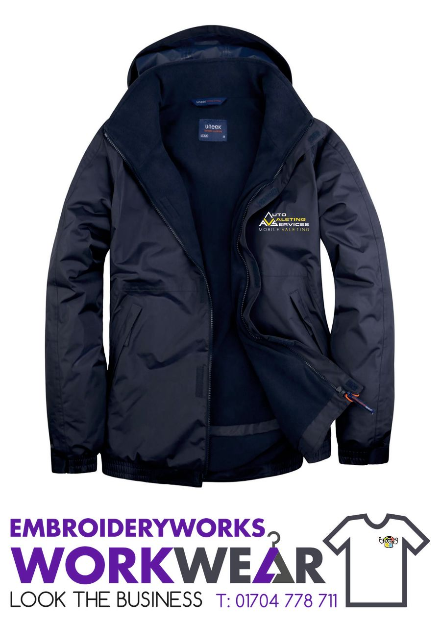 AVS Premium Outdoor Jacket - Navy