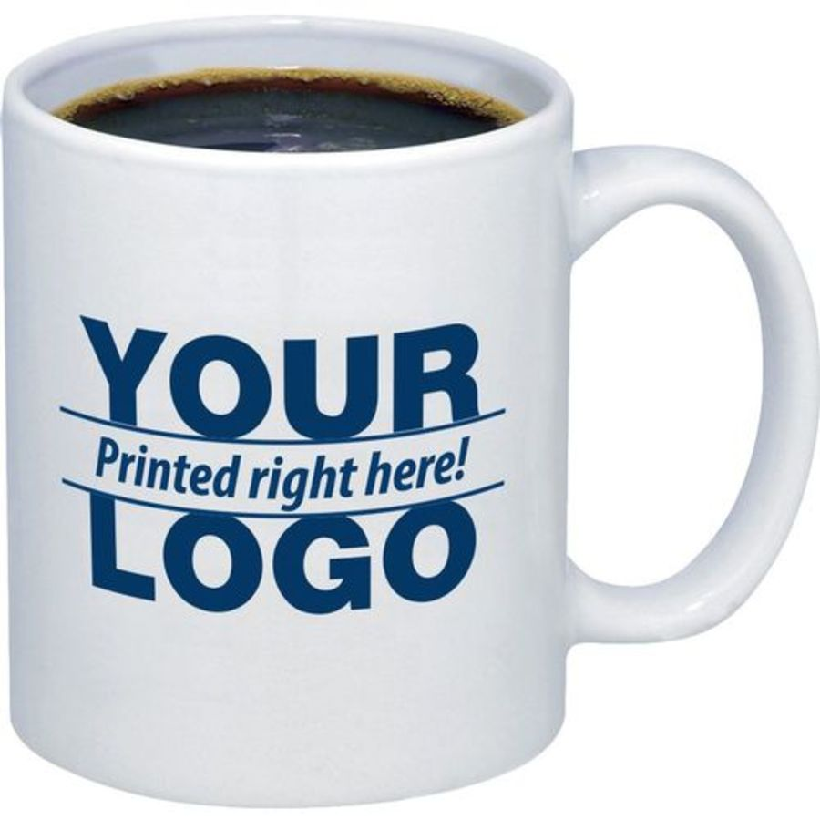 12 SUBLIMATION PRINTED MUGS