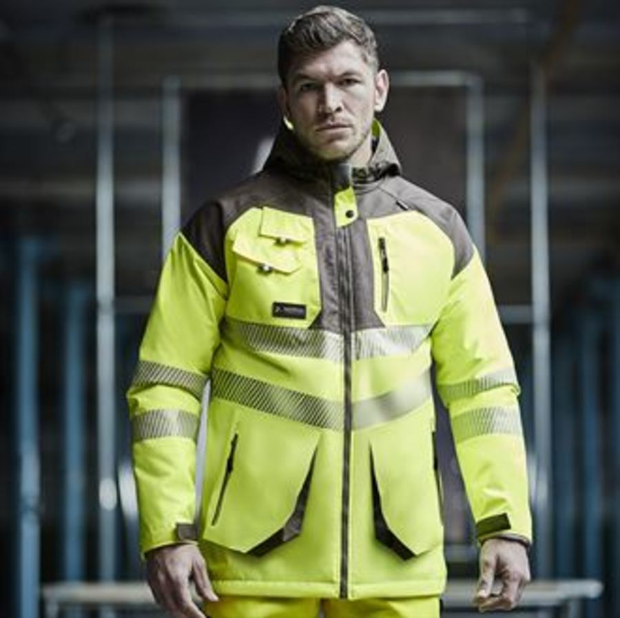 Tactical hi-vis jacket