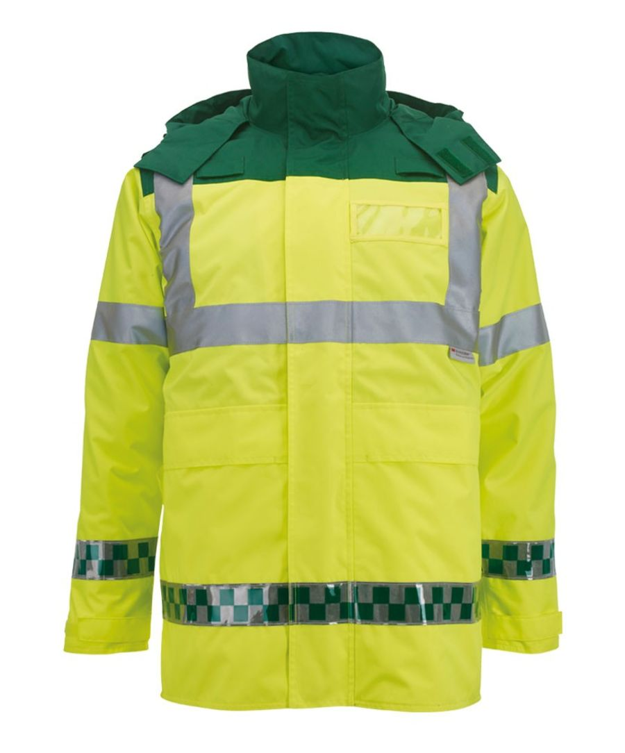 Ambulance hi-vis jacket