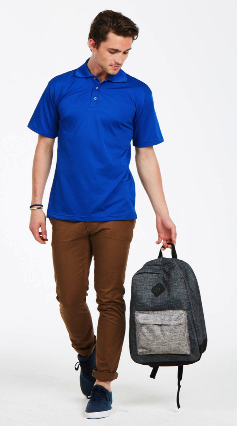 Polyester Processable Poloshirt