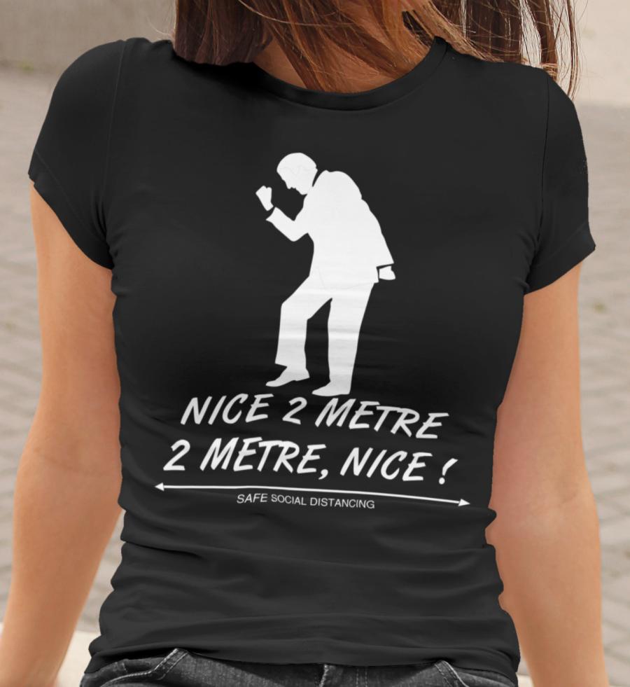 Nice 2 metre t-shirt