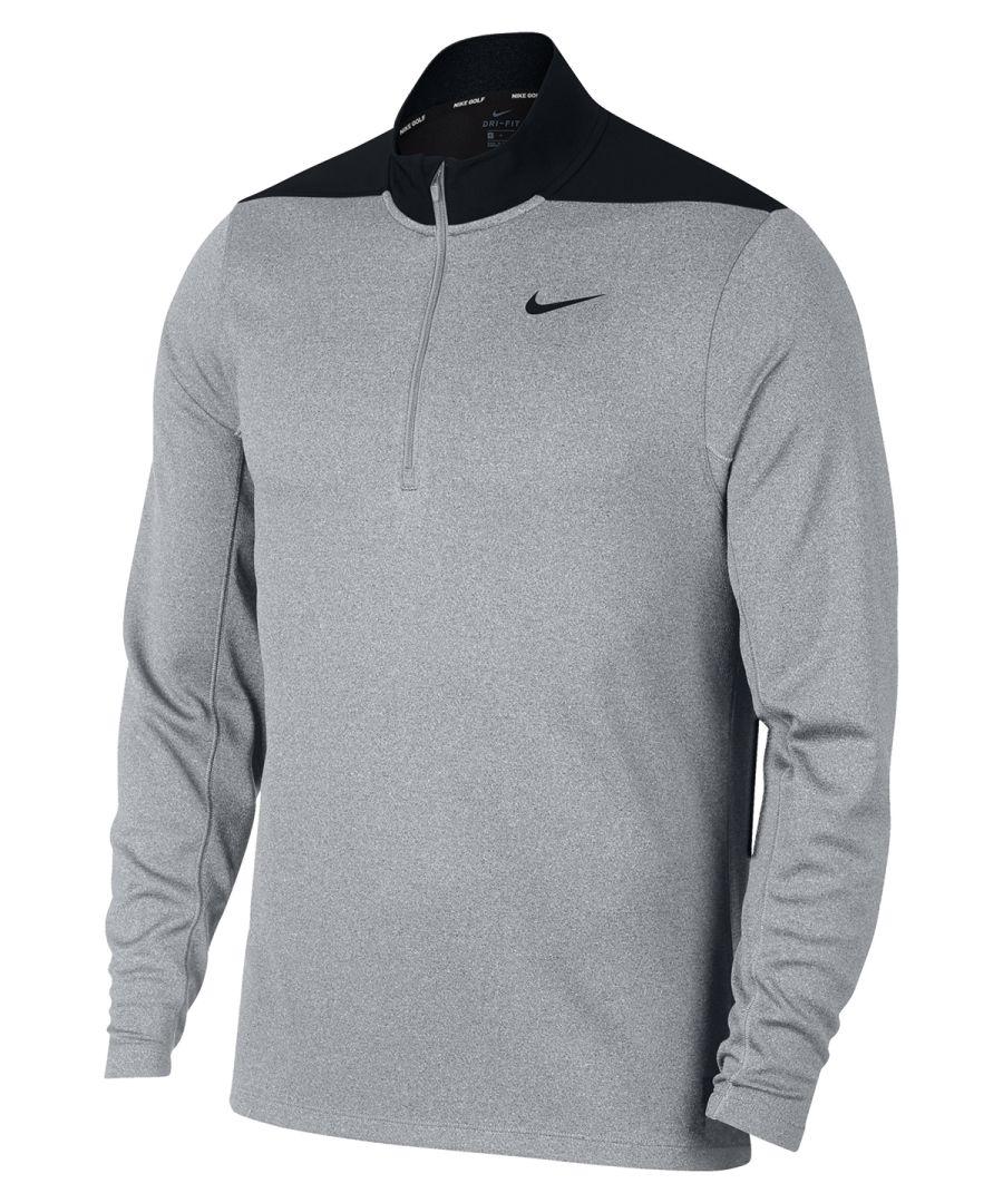 Nike Golf Dry top half-zip core