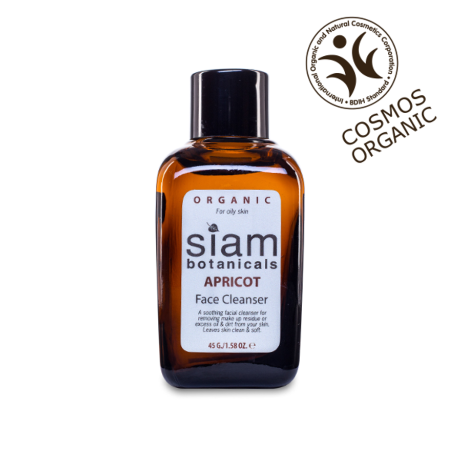 Apricot Face Cleanser 45g
