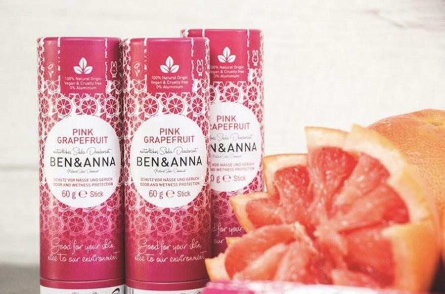 Pink Grapefruit 60g