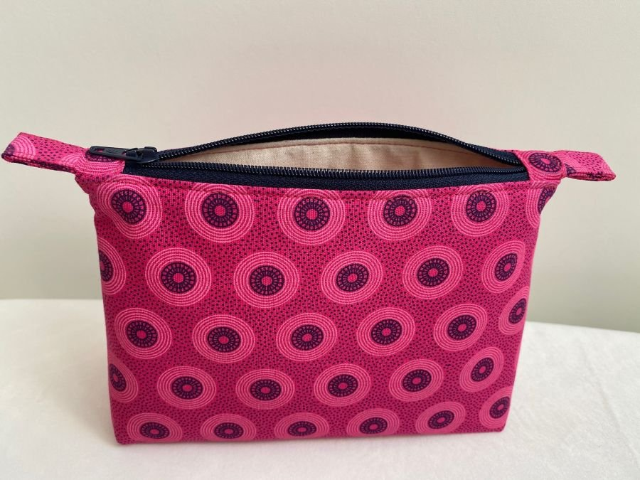 Shwe Shwe Zipper Makeup Pouch Small